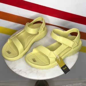 NEW Teva rubber sandals